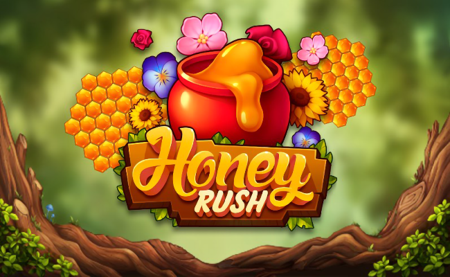Visual Menarik Game Honey Rush Slot Online Playngo - Visual Menarik Game Honey Rush Slot Online Playngo
